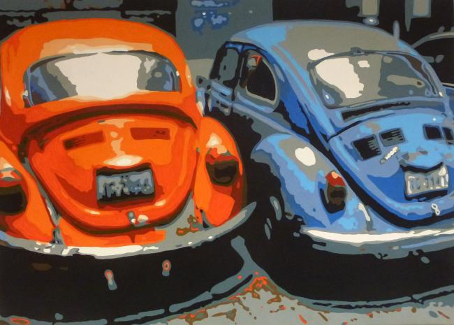 'Beetles in Barcelona'