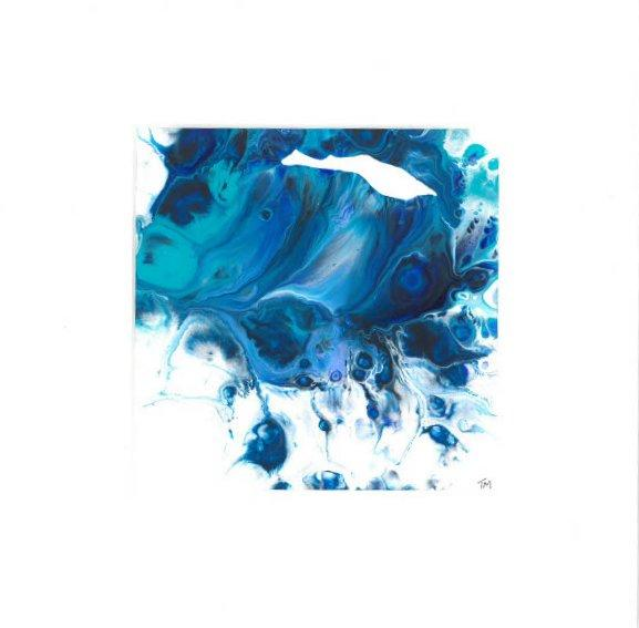 Blue Abstract 3