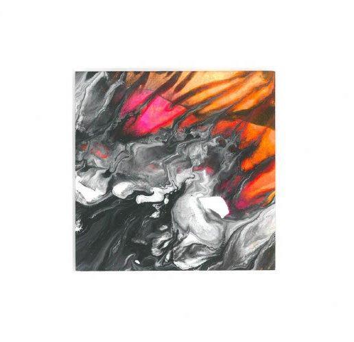 Acrylic Fire 1
